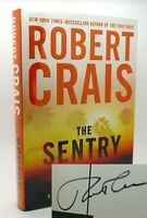 Robert Crais THE SENTRY Signed 1st 1st Edition 1st Printing