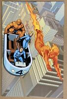 FANTASTIC FOUR #1 Sprouse VIRGIN Variant MARVEL Thing Torch GEMINI SHIPPING
