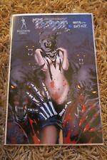 TAROT WITCH OF THE BLACK ROSE 63 A 63 B BROADSWORD COMICS BALENT LOW PRINT RUN