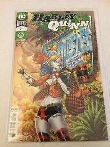 Harley Quinn 74 Nm Near Mint DC