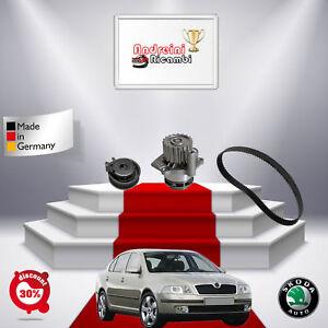Set Vertrieb+Wasserpumpe Skoda Octavia Combi 1.6 75KW 102CV Von 2008->