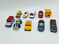 Lot of 10 Loose Matchbox  and Maisto Vehicles Various Years