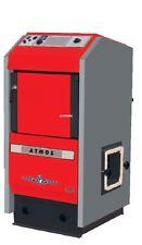 Atmos Pelletkessel P 21. 4-19,5 KW für Pufferspeicher Kombispeicher. Förderfähig