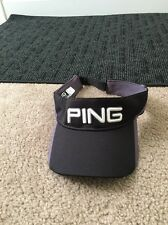 PING Adult Hat Sun Visor Adjustable Multicolor