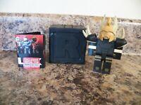 Booga Booga Guy ROBLOX Mini Figure w/ Virtual Game Code Series 7 NEW