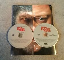War For The Planet Of The Apes FYC DVD Awards Screener Rare with Press Book