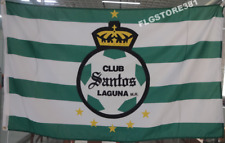 Santo Laguna Flag Banner 3x5ft Mexico Futbol Soccer Bandera Flag