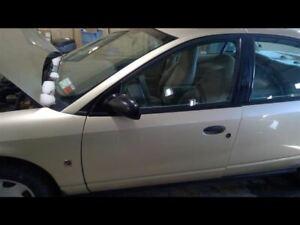 Driver Left Front Door 4 Door Manual Fits 01-02 SATURN S SERIES 671851