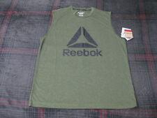 Men's Reebok Muscle Tank Top (Size Medium)