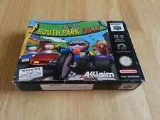 South Park Rally-N64/Nintendo 64-COMPLET-UK PAL