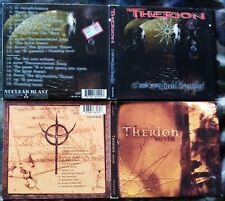 THERION - A'ARAB ZARAQ LUCID DREAMING LIM. DIGI CD 1997 + VOVIN DIGI CD 1998