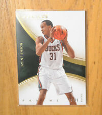 John Henson 2013-14 Panini Immaculate Base Card #D 70/99.  Milwaukee Bucs