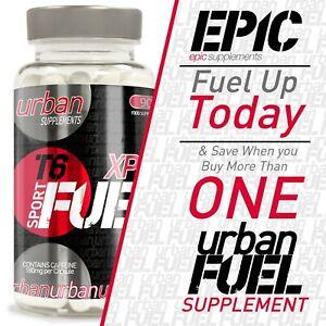 Urban Fuel T6 XPN Fat Burners Slimming Pills Fat Burner Diet Weight Loss Tablets