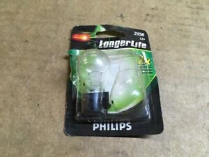 New Longerlife Light Bulb Lamp 3156 - 1 bulb