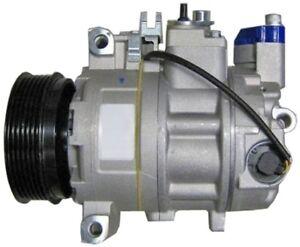 4For Audi A4 Quattro A/C Compressor with Clutch Hella 351110881