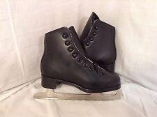 Glacier 225 Figure Skates Toddler Size 12 M Black $60 NWT (FS195) IHH