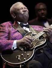 BB King Color Photo