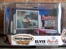 "MATCHBOX 1956 FORD FAIRLANE SUNLINER, ELVIS DRIVE-IN ""VIVA LAS VEGAS"", 1:64, MIB"