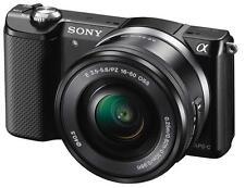 Sony Alpha ILCE-5000 schwarz + 16-50 ! A5000 ! Alpha 5000 ! ILCE-5000L