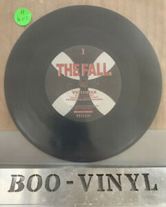 "THE FALL ~Victoria Alternative ~New Wave Beggars Banquet~ 7"" VINYL RECORD EX"