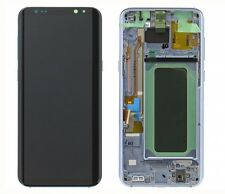 Display Lcd Originale Samsung Galaxy S8 + plus G955F SM-G955F BLU CORAL Blue