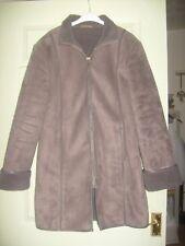 Women's Suede Look coat NEXT Size 12/40 Euro