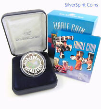 2003 FINALE VOLUNTEERS  Silver Proof Coin