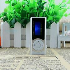 Portable Silver Mini USB Clip LCD Screen MP3 Media Player
