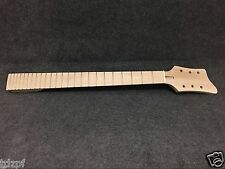 New Electric guitar neck  Maple 25.5 inch  24 Fret Solid wood Neck Truss rod