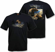 Kurzarm Mädchen-T-Shirts