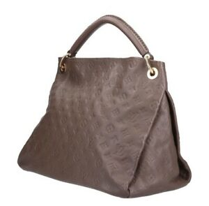 Louis Vuitton Tasche, Modell Artsy Empreinte Monogram Leder, Farbe Terre