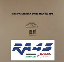 1/43 Fanaliera Opel Manta 400 Rally additional headlights