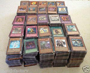 YuGiOh! 100x Yugioh Cards (90 Commons, 6 Rares and 4 Holos) | Bulk Repack | NM