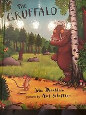 childrens books - The gruffalo by Julia Donaldson , pictures by Axel Scheddler
