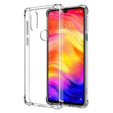 Ociodual TPU Funda Silicona Flexible para Xiaomi Redmi Note 7 - Transparente
