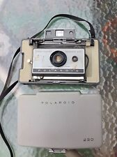 Vintage Folding Polaroid Land Camera Automatic 230 Untested