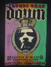 """DOWN """"Lundi Gras"""" event t.shirt-sold out in M! new-Crowbar,Pantera,NOLA"""