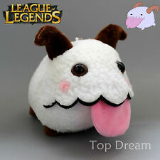 New LOL League of Legends Teemo PORO Soft Plush Toy Doll Figure 6'' Teddy Gift