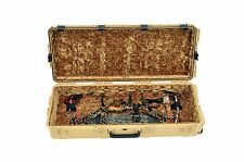 Desert Tan SKB Z7 Case Parallel Limb Bow Case 3i-4217-PL-T & 2 TSA locks(L)