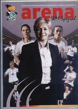 2011 FIFA Frauen WM Deutschland - DFB arena WM-Spezial