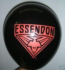 Essendon - AFL - Party Balloons - Football balloons