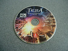 Tera Collector's Edition Soundtrack  Music CD   Tera Online Collector's Edition