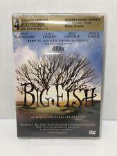 Big Fish (Dvd, 2004) Tim Burton Ewan McGregor Albert Finney