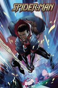 Spider-Man Annual #1 MILES MORALES Cover B Variant*BAGGED & BOARDED*GREAT PRICE*