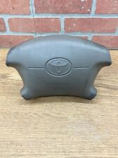 1997 - 1999 TOYOTA CAMRY DRIVER STEERING WHEEL AIRBAG OEM TAN / OAK LEFT FRONT