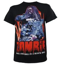 New Fashion Women/Men ROB ZOMBIE Rock And Roll 3D Print Casual T-Shirt 2251