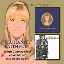 North Country Maid/Love in a Mist by Marianne Faithfull (CD, Apr-2016, BGO)