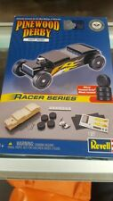 Official BSA Pinewood Derby Kit  Racer Series Hot Rod Boy Scouts of America