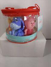 Disney Winnie The Pooh, Tiger, 5 Vinyl Toys , New
