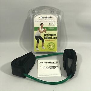 TheraBand Resistance Tubes  Intermediate Level 1
